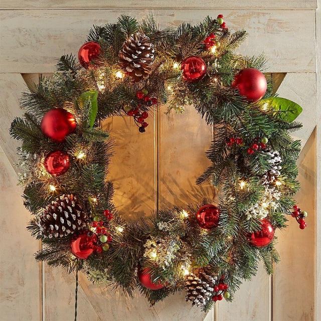 ¸ christmas wreath
