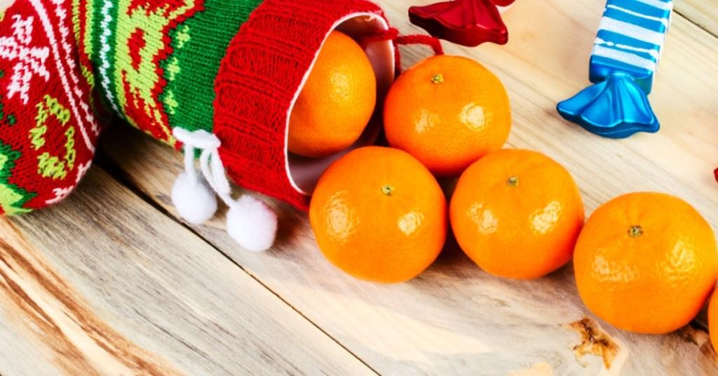 tangerine christmas